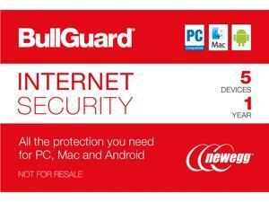BullGuard Internet Security 5 Device / 1 Year